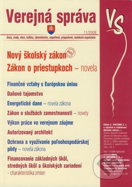 Fatimma.cz Verejná správa 11/2008 Image