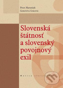 Fatimma.cz Slovenská štátnosť a slovenský povojnový exil Image