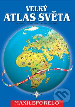Bthestar.it Velký atlas světa Image