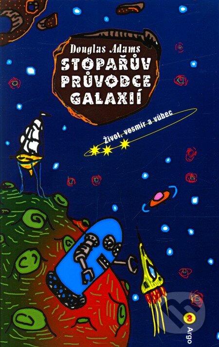 Kniha Život, vesmír a vůbec (Douglas Adams)