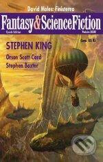 Interdrought2020.com Fantasy & Science Fiction 3/2008 Image