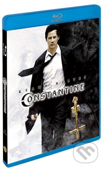 Constantine Blu-ray