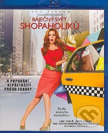 Báječný svět shopaholiku (Blu-ray) Blu-ray