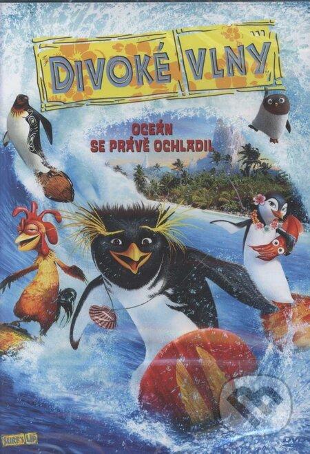 Divoké vlny DVD