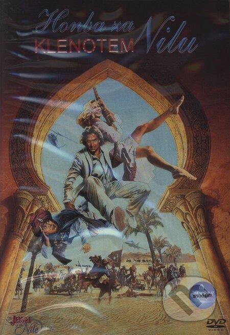Honba za klenotom Nílu DVD