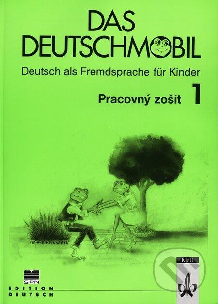 Fatimma.cz Das Deutschmobil 1 - pracovný zošit Image