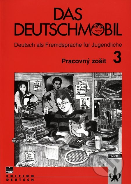 Newdawn.it Das Deutschmobil 3 - pracovný zošit Image