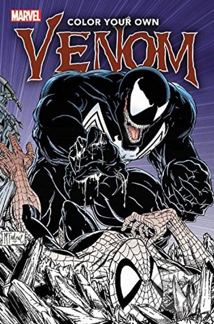 Color Your Own: Venom -