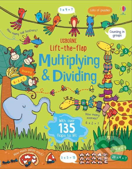 Lift the Flap Multiplying and Dividing -