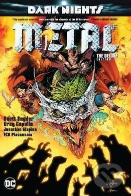 Dark Nights: Metal - Scott Snyder