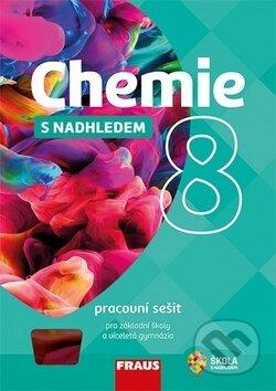 Fatimma.cz Chemie 8 s nadhledem Pracovní sešit pro základní školy a víceletá gymnázia Image