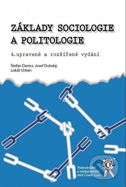 Základy sociologie a politologie - Štefan Danics