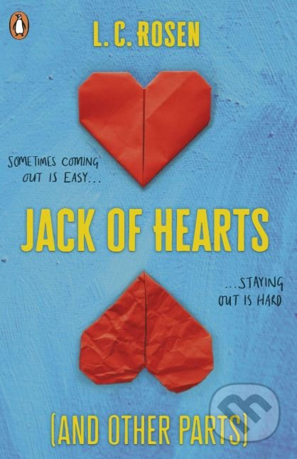 Jack of Hearts (And Other Parts) - L.C. Rosen