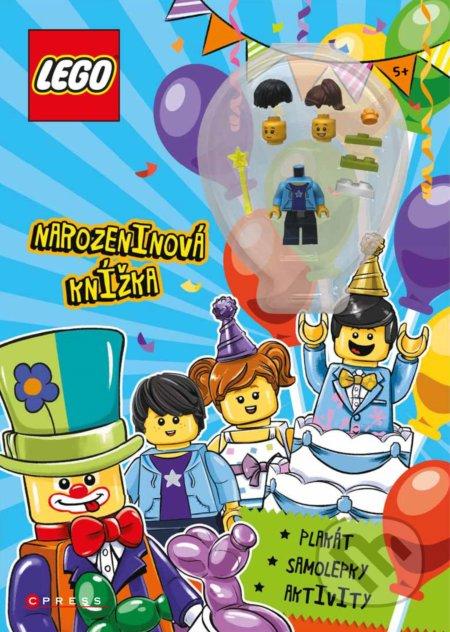 Newdawn.it LEGO Iconic: Narozeninová knížka Image