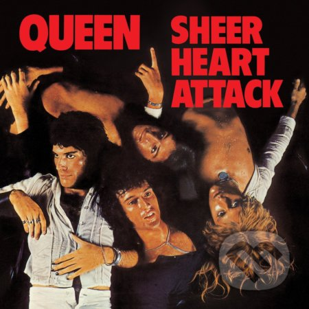 Queen: Sheer Heart Attack  LP - Queen