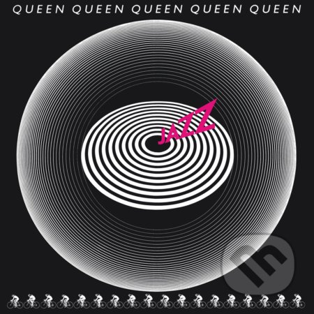 Queen: Jazz LP - Queen