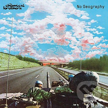 The Chemical Brothers: No Geography LP - The Chemical Brothers