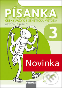 Bthestar.it Písanka 3 Český jazyk Genetická metoda Image