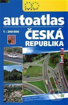 Autoatlas Česká republika - Žaket