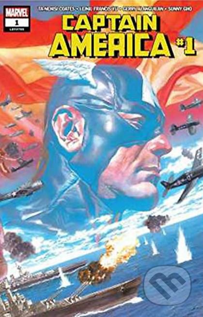 Captain America (Volume 1) - Ta-Nehisi Coates