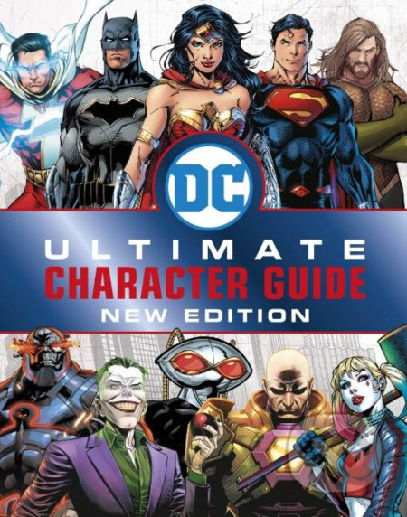 DC Comics Ultimate Character Guide - Melanie Scott