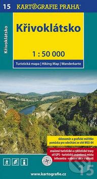 Fatimma.cz Křivoklátsko 1:50 000 Image
