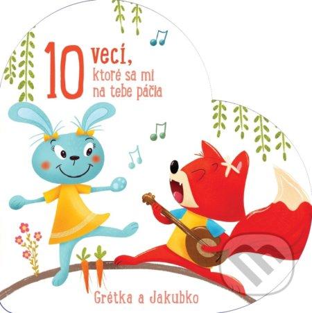 Venirsincontro.it 10 vecí, ktoré sa mi na tebe páčia: Grétka a Jakubko Image