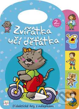 Bthestar.it Zvířátka učí děťátka 2 Image