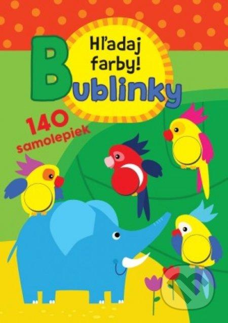 Hľadaj farby! – Bublinky - Svojtka&Co.