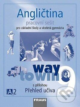 Angličtina 9 Way to Win Pracovní sešit - Lucie Betáková, Kateřina Dvořáková
