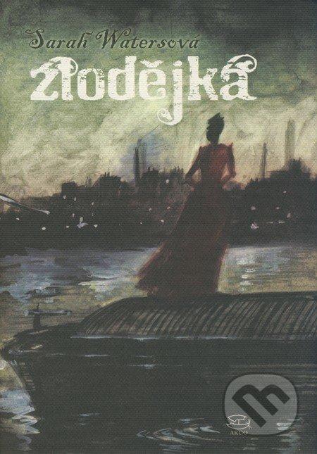 Fatimma.cz Zlodějka Image