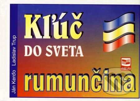 Interdrought2020.com Kľúč do sveta - rumunčina (2. vydanie) Image