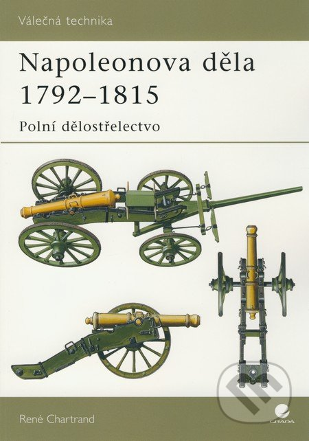 Interdrought2020.com Napoleonova děla 1792-1815 Image