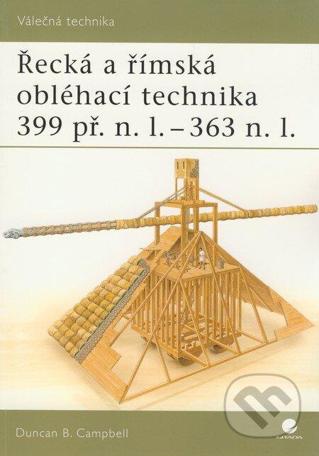 Fatimma.cz Řecká a římská obléhací technika 399 př. n. l. - 363 n. l. Image