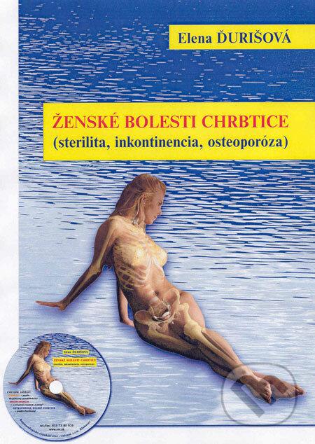 Newdawn.it Ženské bolesti chrbtice (sterilita, inkontinencia, osteoporóza, kniha + CD) Image