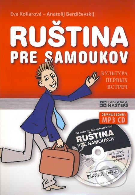 Fatimma.cz Ruština pre samoukov +  CD MP3 Image