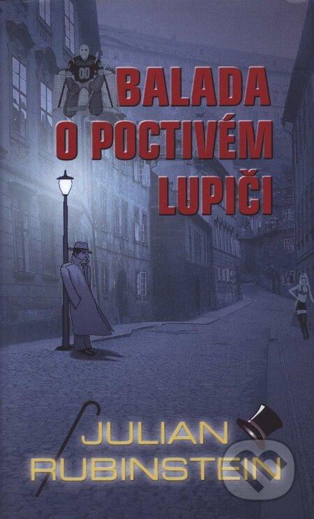 Peticenemocnicesusice.cz Balada o poctivém lupiči Image