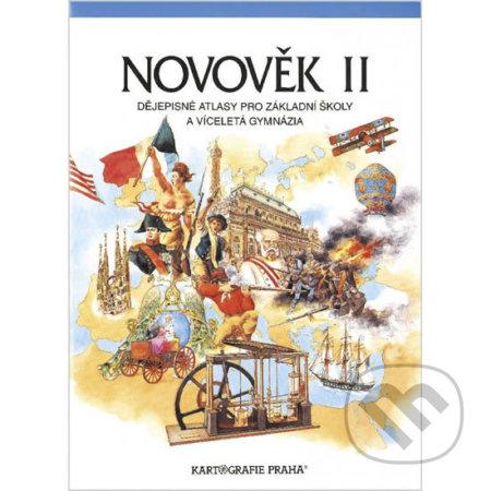 Novověk II. - Kartografie Praha