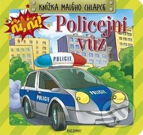 Excelsiorportofino.it Knížka malého chlapce Policejní vůz Image