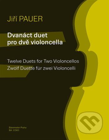 Bthestar.it Dvanáct duet pro dvě violoncella Image