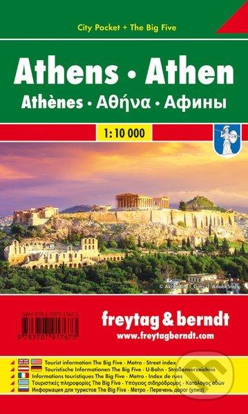 Athens 1:10 000 -