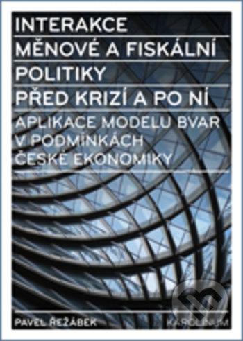 Fatimma.cz Interakce měnové a fiskální politiky před krizí a po ní Image