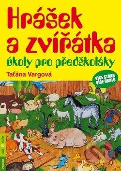 Fatimma.cz Hrášek a zvířátka úkoly pro předškoláky Image