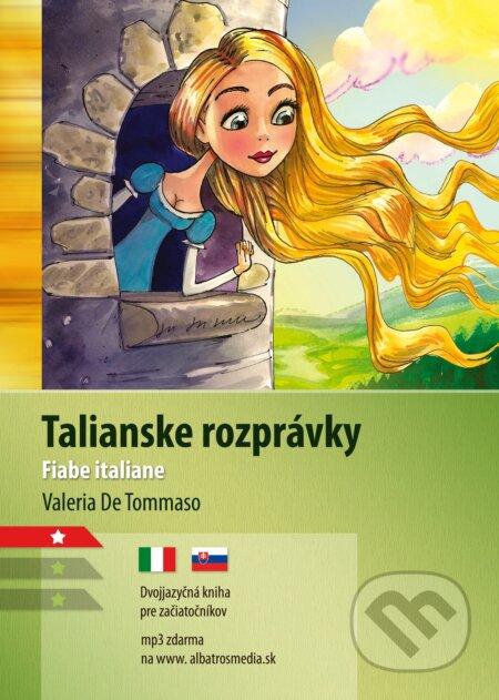 Fatimma.cz Talianske rozprávky / Fiabe italiane Image