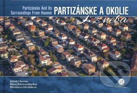 Fatimma.cz Partizánske a okolie z neba Image