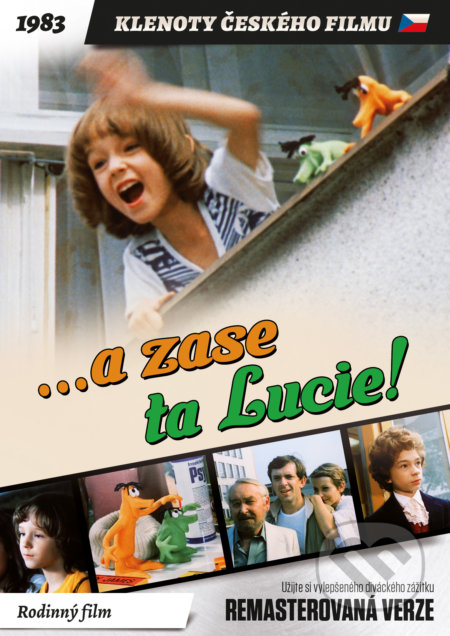 ...a zase ta Lucie! DVD