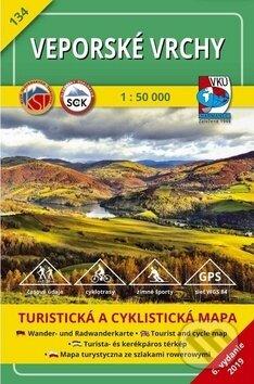 Fatimma.cz Veporské vrchy 1:50 000 Image