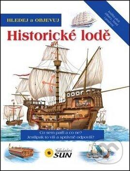 Hledej a objevuj: Historické lodě - SUN
