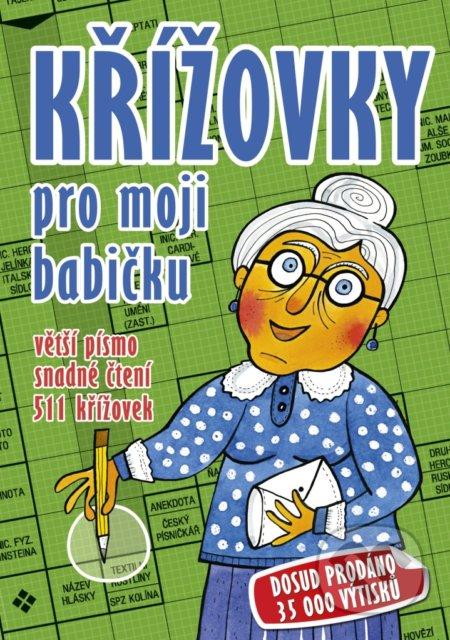 Interdrought2020.com Křížovky pro moji babičku Image