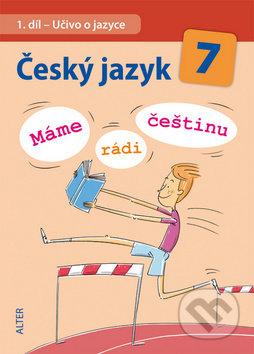 Fatimma.cz Český jazyk 7  (I. díl) Image